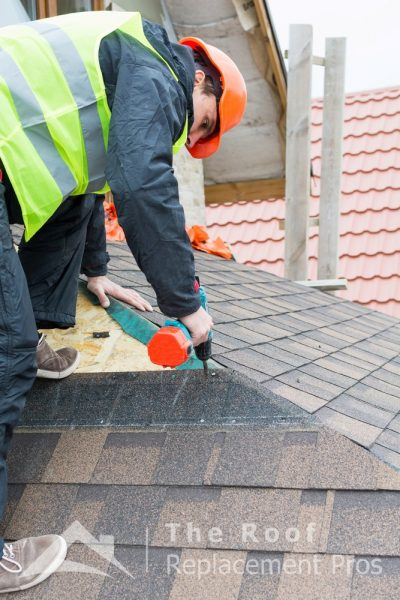 roofing contractor working in Columbia Maryland